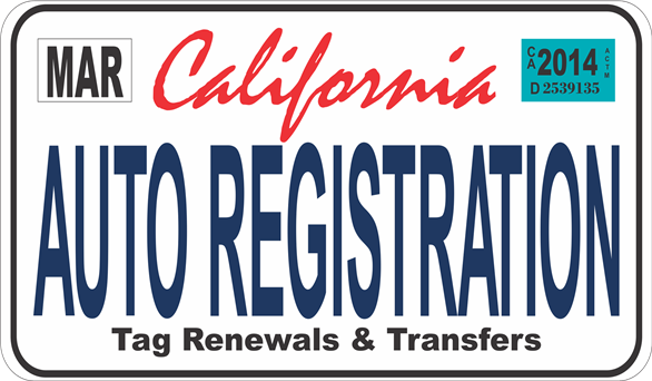 Convenient auto registration palmdale