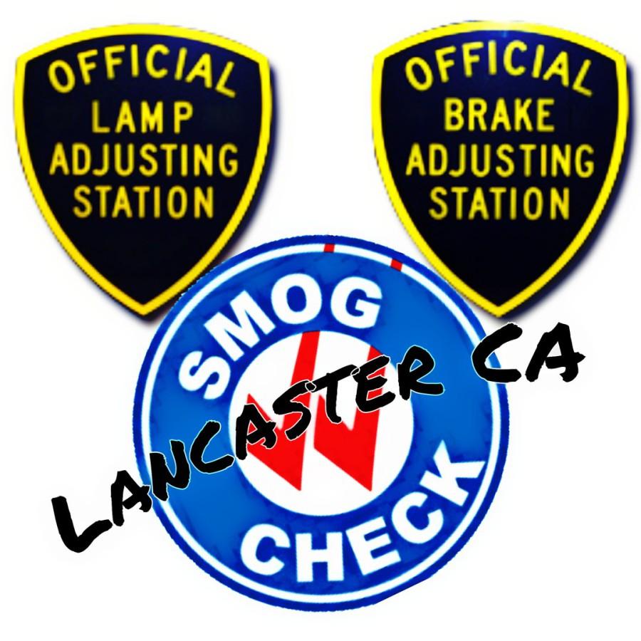 Automobile Smog Brake U0026 Lamp Inspection U0026 Repair For Lancaster Design